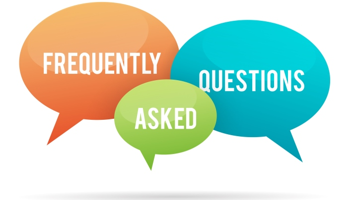 Frequently Asked Questions, FAQs